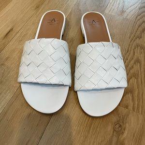 Aquatalia Talia Quilted Sandal